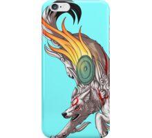 Amaterasu (Okami) iPhone Case/Skin