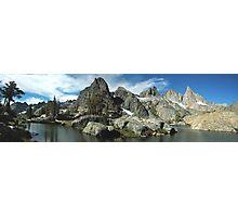 Minaret Mountian Range Photographic Print
