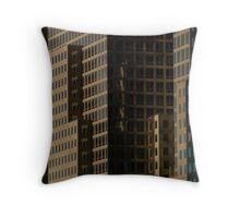 New York City - 8 Throw Pillow