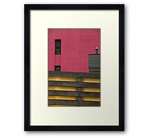New York City - 7 Framed Print