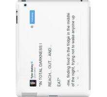 Tyler Oakley - Touch iPad Case/Skin
