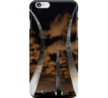 Air Force Memorial Trails iPhone Case/Skin