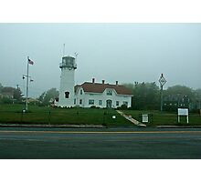 Chatham Lighthouse Photographic Print