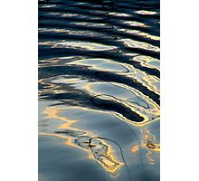 Bow Wake Photographic Print