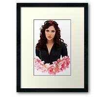 Natasha Framed Print