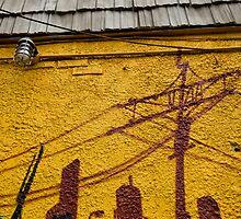 New York City - 4 by Adrian Rachele
