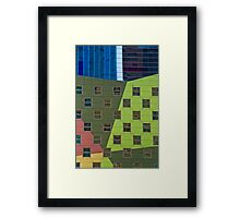 New York City - 2 Framed Print