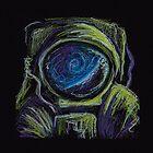 Interstellar Traveller by Jason Castillo