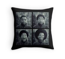 Afrofun Throw Pillow