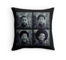 Afrofun Throw Pillow