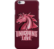Unicorns of Love (Best quality ever) iPhone Case/Skin