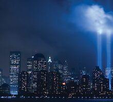 New York 911 2007 by Peter Bellamy