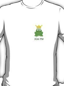 Frog Kiss Me T-Shirt