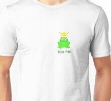 Frog Kiss Me Unisex T-Shirt