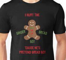 Pretend-Bread Boy [Carl Poppa] Unisex T-Shirt