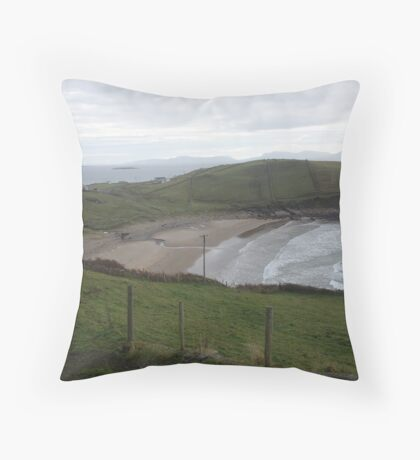 Co. Donegal, Ireland Throw Pillow