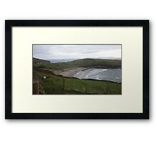 Co. Donegal, Ireland Framed Print