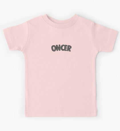 Once Upon a Time - Oncer 2015 Kids Tee