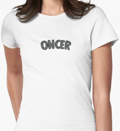 Once Upon a Time - Oncer 2015 Womens Fitted T-Shirt