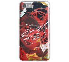 Abstract Rose iPhone Case/Skin