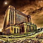 Michigan Central Train Station by Josh Myers