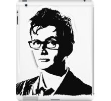 David Tennant - Doctor Who iPad Case/Skin