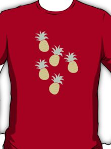 Pink Prickly Pineapples T-Shirt