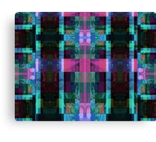Abstract Pattern Design 2 Canvas Print
