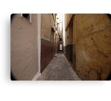 Rue Grande Canvas Print