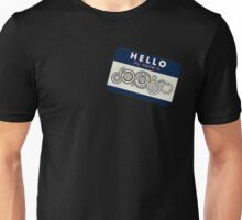 Hello My Name Is -Doctor Who Unisex T-Shirt