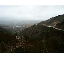 Desolate Roadtrip Photographic Print