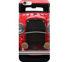 1932 Ford Sedan 'Head On' iPhone Case/Skin