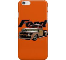 Ford Ratty Pickup Truck T-Shirt iPhone Case/Skin