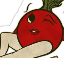 Simply Radishing Sticker
