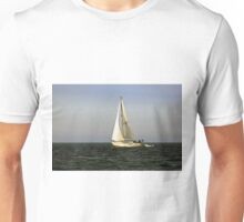 Sailing by Unisex T-Shirt