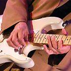 Guitar Man by Peter Bellamy