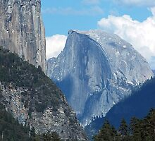 Yosemite/El Capitan Half Dome by Ray Rozelle