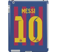 Leo Messi iPad Case/Skin
