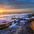 Hanover Point Sunset #2 by manateevoyager
