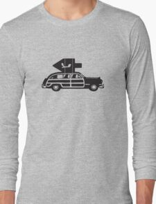 Dreidel Tree Long Sleeve T-Shirt