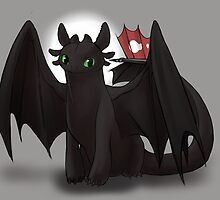toothless by Brendon Watkins
