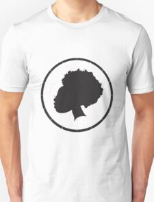 Black Cameo Unisex T-Shirt