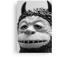 Carol - Where the Wild Things Are Canvas Print