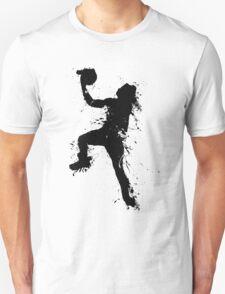 Basketball player inked Unisex T-Shirt