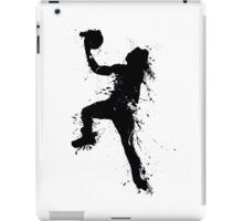 Basketball player inked iPad Case/Skin