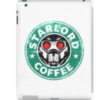 Star-Lord Coffee iPad Case/Skin