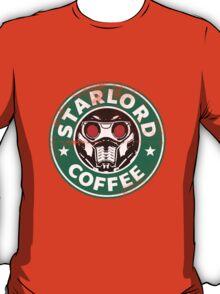 Star-Lord Coffee T-Shirt
