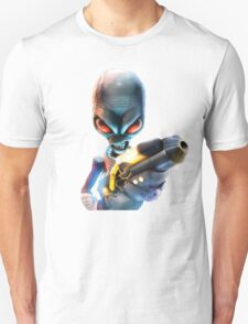 Destroy All Humans: Disintegrator Ray T-Shirt