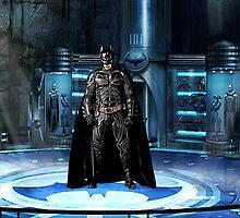 Home Is Were You're Bat Is!! by Dan Snelgrove