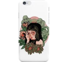 Queen Of Beasts iPhone Case/Skin